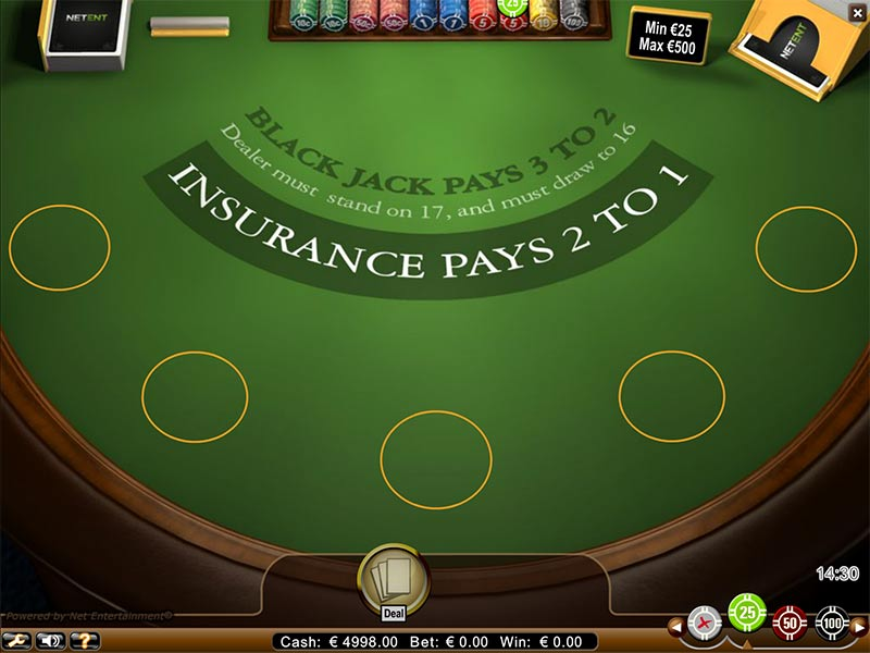 Online Blackjack – Be a Effective Blackjack Player Overnight!