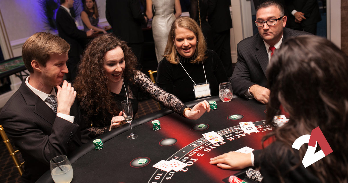 Casino Parties: Casino Games for Profit and Fun