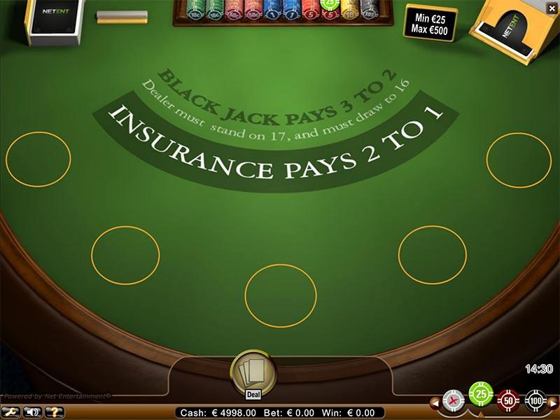 Online Blackjack – Be a Effective Blackjack Player Overnight!