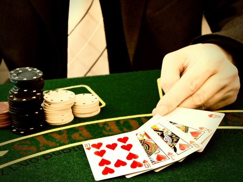 What Is Good luck and also Exactly What Is Ability in Texas hold'em?