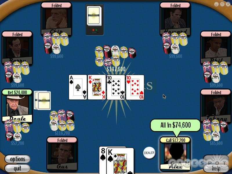 The huge popularity of the pure poker play