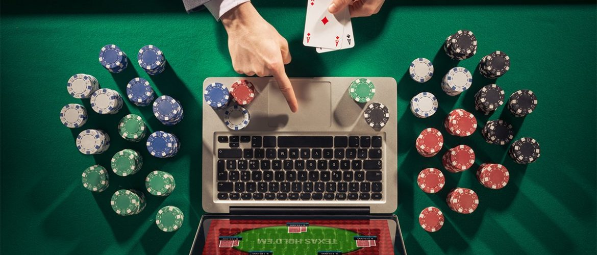 How your facials can help you win big in online poker