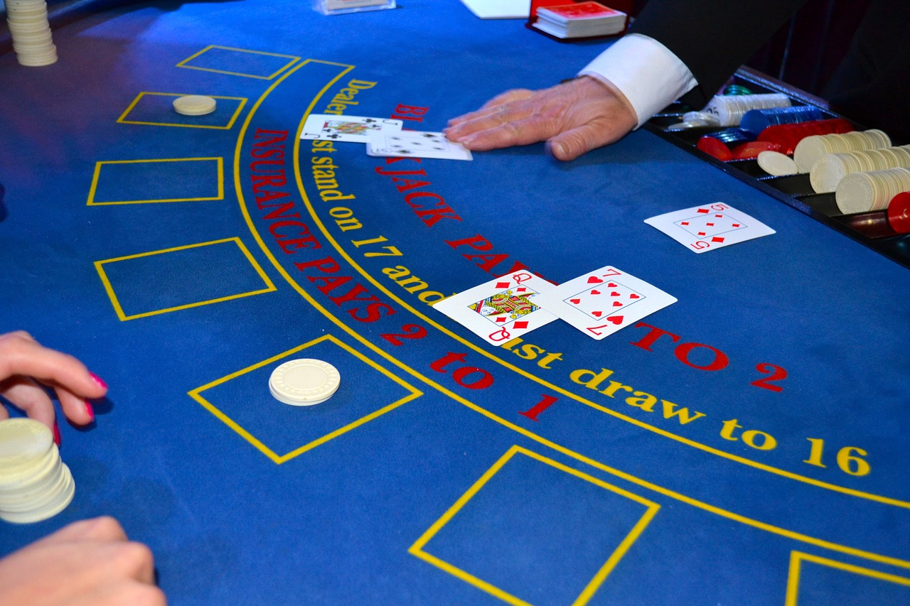 Looking into the rules of the blackjack game