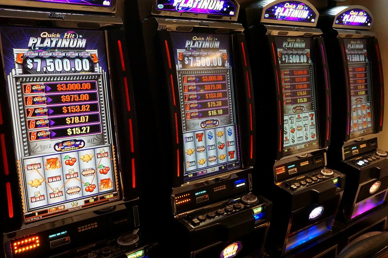 How To Get Free Spins On Slot Machines